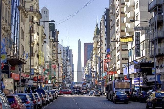 Buenos Aires Argentina - Niveau testen Spaans leren Tilburg A1