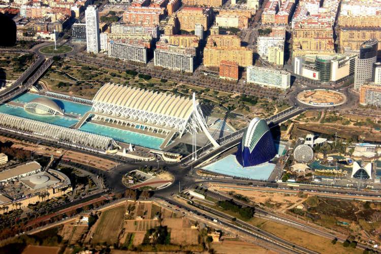 Valencia - Spaans leren - Niveautest A2