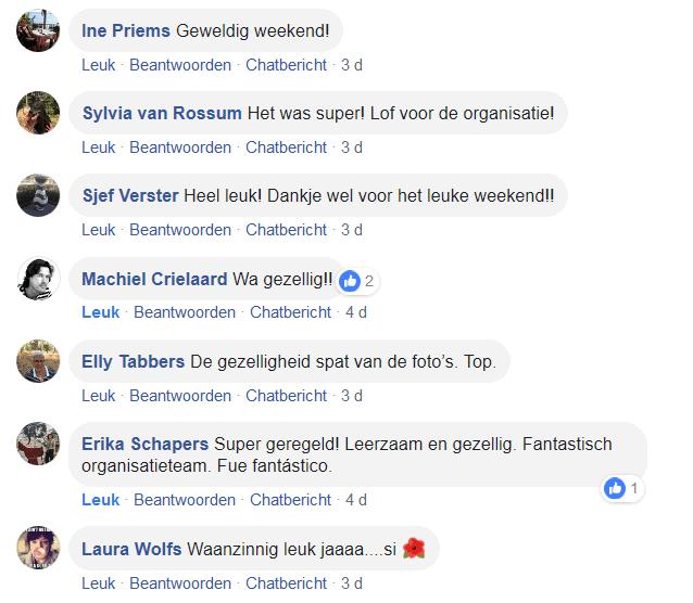 Reviews weekend facebook Catharina Española Spaans leren in Tilburg