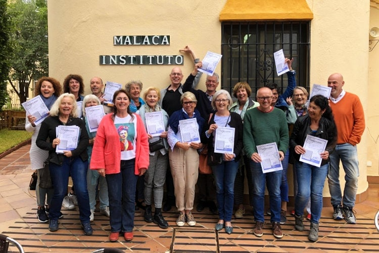 Spaans leren in Malaga met Catharina Española 750