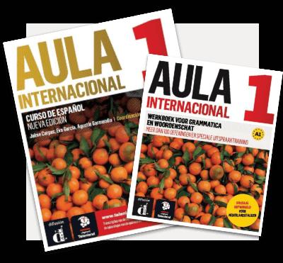 Boeken voor cursus Spaans