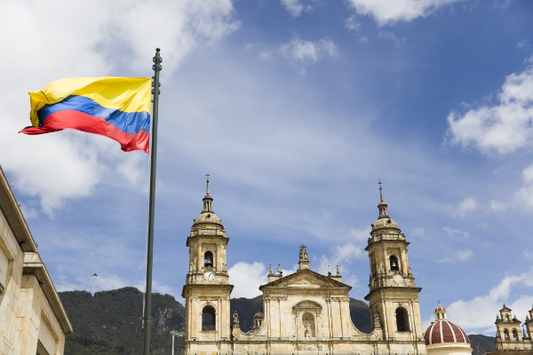 niveautest spaans a1 cathedraal in colombia